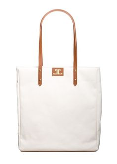 Lake Shore Natural Tote by Jess LC - made in Chicago!