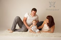 Family Studio Photography - Portraits by Sarah - Hertfordshire, UK Http://www.portraitsbysarah.co.uk