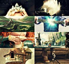 The Big Four images plus concept art
