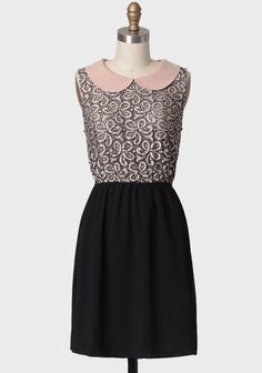 Tea And Crumpets Lace Dress | Modern Vintage Dresses- Perfect with a string of pearls!