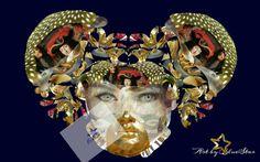 Art of BlueStar - Barock XLVII. - Barock /Versailles, Fotocollage