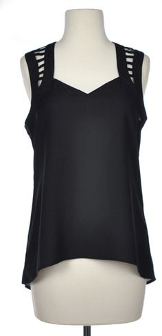 Rung by Rung in Black - $35