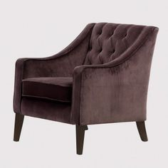 Claude Buttoned Armchair