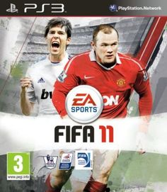 FIFA 11 Game for the Sony Playstation 2 Buy Now from Fully Retro! Ea Fifa, Football Video Games, Soccer Games, Madea Christmas Movie, Fifa Covers, Sims Pc Game, Free Pc Games, Latest Video Games, Videogames