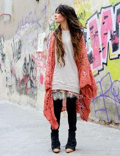 boho style, madame de rosa