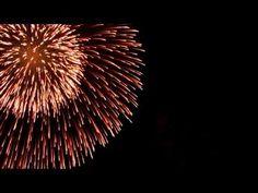 最初の花火