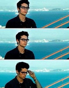 Dylan O'Brien. (what my crush will look like in 3 years... *swoon*)