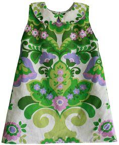 de droomfabriek: Gratis patroon jurkje maat 86/92