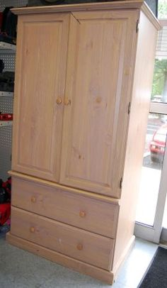 boutique furniture option - remove doors to display items, use drawers for extra sizes, backstock, etc.