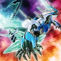 Clear Wing Synchro Dragon by NewArkantos