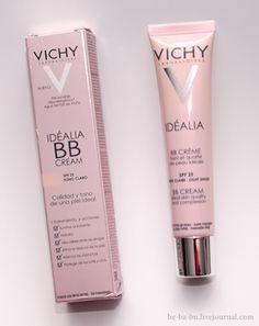 Vichy - Idealia BB Cream SPF 25 Light. Отзыв. Review