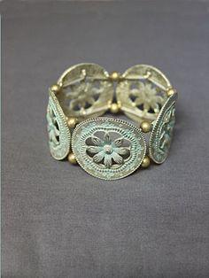La Patina Bracelet-pretty fashion jewelry bracelet, cute fashion jewelry bracelet, unique fashion jewelry bracelet