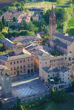 Castelvetro di Modena, Italy