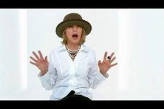 "VIDEO /// Artmix Creative Stylist Deborah Waknin-Harwin styles Diane Keaton for Chico's ""Off the Cuff"""