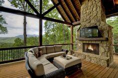Cohutta Lodge in Epworth - North GA Cabin Rental