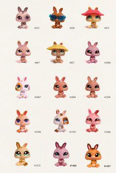 Nicole`s LPS blog - Littlest Pet Shop: Pets: Rabbit