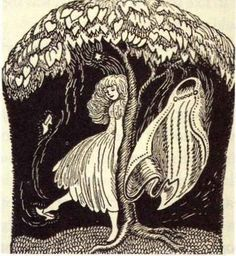 """Editor's note: Below is the text of """"Cinderella,"""" from Andrew Lang's Blue Fairy Book , first published in While the ending in this pa. History Of Illustration, Ink Illustrations, Children's Book Illustration, Cinderella Art, Art Students League, Grimm Fairy Tales, Fairytale Art, Pre Raphaelite, Conte"""
