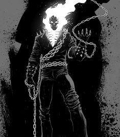 Ghost Rider by JoseRealArt on DeviantArt Ghost Rider Drawing, Ghost Rider Tattoo, Ghost Rider 2007, Ghost Rider Marvel, Jaguar, Ghost Rider Pictures, Black Widow Marvel, Fanart, Moon Knight