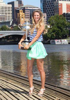 Victoria Azarenka is Nike, the Goddess of Victory!!!