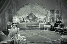 Dolores del Rio en el set de Flying down Rio, 1933