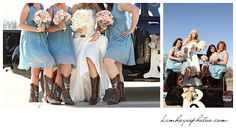 Charla Corn!  Love these Bodacious Boots! Photos by Kim Hayes Photography