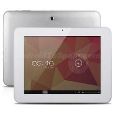 Sanei Tablet Android 4.1 de 8.0 pulgadas N83 Quad-Core Allwinner A31S