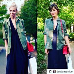 The lovely @justeasynice rocking the Red  Kiss bag  coz at @labante_london we are full of LOVE  Now at @houseoffraser #peta #sustainable #labantelondon #ethicalfashion #sustainable