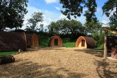 Glamping in Devon. Quarry Pods at Dunsdon Farm, set in picturesque North Devon countryside, and close to the North Cornwall coast. Nestled down in Dunsdon Far. Luxury Glamping, Camping Glamping, Campsite, Devon, Tent, Happiness, Dreams, Running, Places