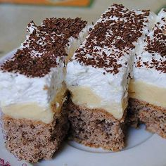 Poppy Seed Cookies, Poppy Cake, Food Cakes, Sweet And Salty, Tiramisu, Cake Recipes, Kenya, Food And Drink, Sweets