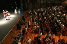 Cinquena temporada de L'Atlàntida. #HoPortesADins. Acte inaugural www.latlantidavic.cat
