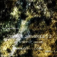 Dirty Grunge Texture 16 - Download  Photoshop brush http://www.123freebrushes.com/dirty-grunge-texture-16/ , Published in #GrungeSplatter. More Free Grunge & Splatter Brushes, http://www.123freebrushes.com/free-brushes/grunge-splatter/ | #123freebrushes