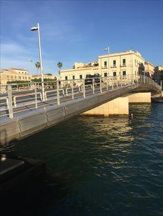 Ponte Santa Lucia- Siracusa-Ortigia