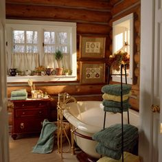Rustic Star Bathroom Decor. Country ...
