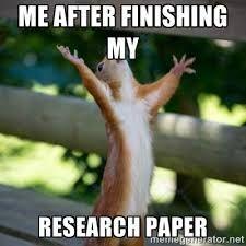 research paper meme - Google Search