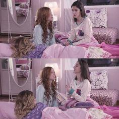 Violetta camilla et Francesca pyjama party ☑❤