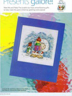 Gallery.ru / Фото #6 - Cross Stitch Card Shop №69 - 19Edinorog87
