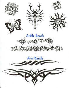 small bat tattoos Free designs Small tribal bat tattoo