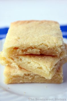 Dutch Butter Cake (Boterkoek) Recipe Desserts with salted butter, sugar, vanilla extract, eggs, all-purpose flour Easy Desserts, Delicious Desserts, Yummy Food, Dutch Desserts, Baking Recipes, Cake Recipes, Dessert Recipes, Amish Recipes, Boterkoek Recipe