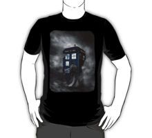 Doctor Who shirt, tardis