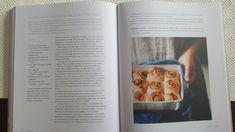 Sourdough pastry scrolls