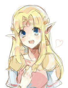 Zelda <3 by cash-phia