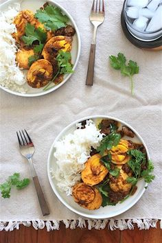 12 Yogurt Curry Recipes for a Warm Energizing Dinner Curry Recipes, Egg Recipes, Indian Food Recipes, Healthy Recipes, Ethnic Recipes, Appetizer Recipes, Chicken Recipes, Yogurt Curry, Indian Cheese