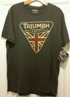 Just you (wearing this incredibly cool #Triumph #Motorcycle Tee) and the open road