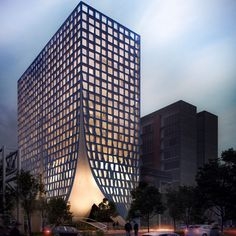 ChachiDesign! - MAPmx's Mexico City tower to feature facades...