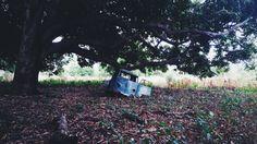#Abandoned #Volkswagen