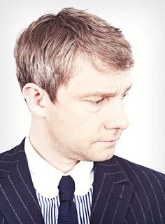 Martin Freeman's face. My drug. I'm pinning this here because, frankly, I don't think anyone can't be more of a man... and that's what this board is about ;)