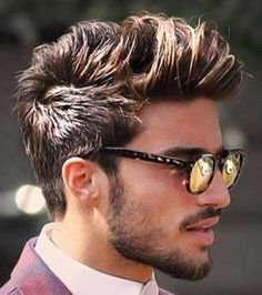 Image result for Pomade and Hair Sunblock with men