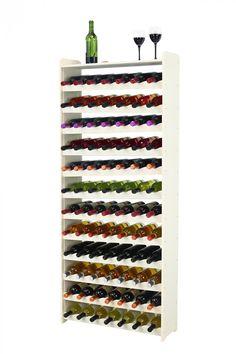 Regał na wino RW-16-91 Wine Rack, Storage, Home Decor, Purse Storage, Decoration Home, Room Decor, Larger, Wine Racks, Home Interior Design