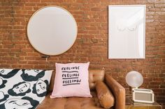 Seriously Playful: Inside New York Artist Gaby Cetrulo's Dreamy Apartment - Society6 Blog