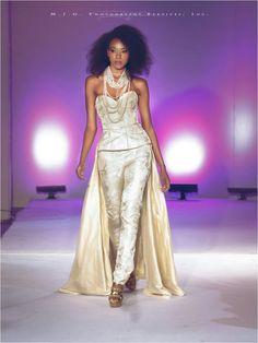 AZY Banks Fashion Show